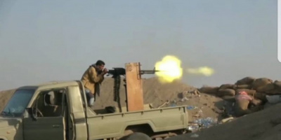 """""""المشتركة"""" تنتقم لضحايا القصف الحوثي على الدريهمي"""