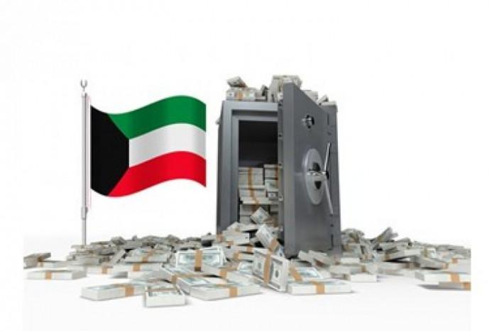 الاحتياطي النقدي للكويت ينخفض 12.59 مليار دينار