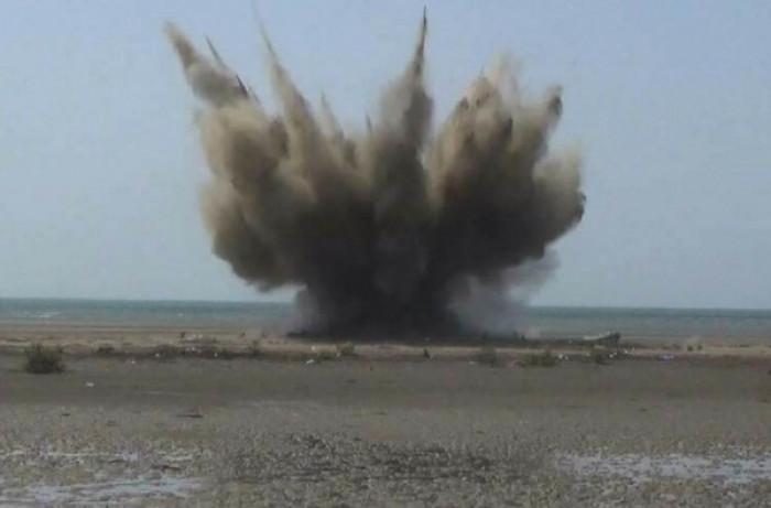 """""""مسام"""" يتلف 1758 لغمًا وقذيفة بالساحل الغربي"""