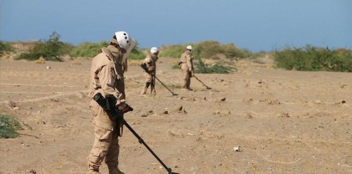 """نزع ألغام الحوثي.. """"مسام"""" الذي يعطي فرصة جديدة للحياة"""