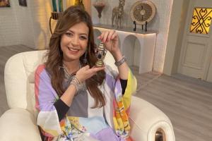 الفنانة المصرية منال سلامة تعلن إصابتها بفيروس كورونا