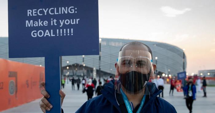 اللجوء لعلوم التوجيه السلوكي في الحد من النفايات بمونديال 2022