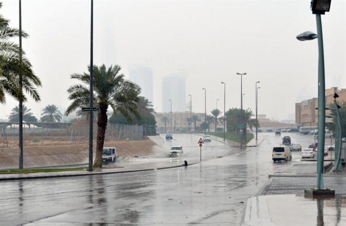 حالة طقس السعودية اليوم الأربعاء