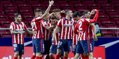 لاعبو أتلتيكو مدريد: راضون عن قرار الإنسحاب من دوري السوبر الأوروبي