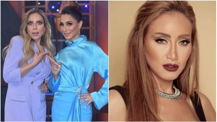ريهام سعيد تهاجم بسمة وهبة بسبب حلقتها مع ريم البارودي