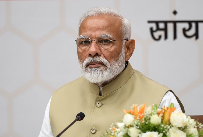 رئيس وزراء الهند يطالب بدعم بلاده في الانتقال إلى التنمية المستدامة