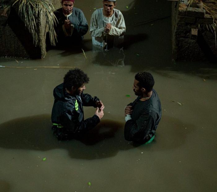 """مخرج """"موسى"""" يكشف أماكن تصوير مشاهد فيضان النيل"""
