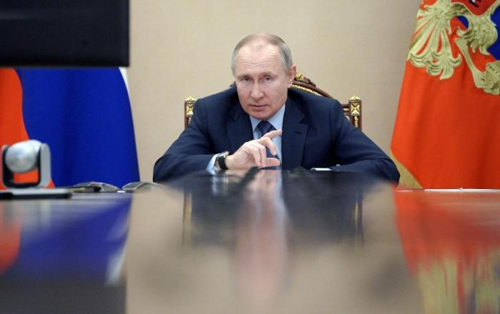 الرئيس الروسي يعلن استعداده لاستقبال نظيره الأوكراني في موسكو