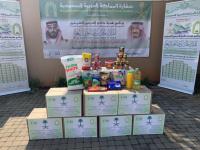 السعودية توزع  أكثر من 3100 سله غذائية يستفيد منها 25000 مسلم في جنوب أفريقيا