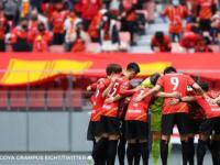 ناجويا جرامبوس يفوز على جامبا أوساكا في الدوري الياباني