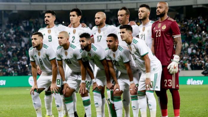 تحديد موعد مباراة الجزائر وجيبوتي بتصفيات كأس العالم 2022