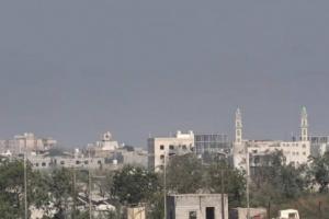 هروب حوثي من مواجهات داخل مدينة الحديدة