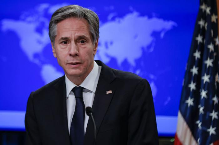 وزير الخارجية الأمريكي يبحث مع نظيره الأوزبكستاني تعزيز العلاقات الثنائية بين البلدين