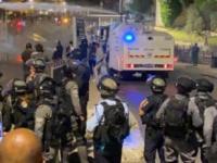 الهلال الأحمر الفلسطيني: إصابة 78 مواطنا خلال مواجهة مع قوات الاحتلال