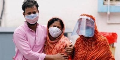 الهند تسجل 314 ألفا و835 إصابة جديدة بكورونا