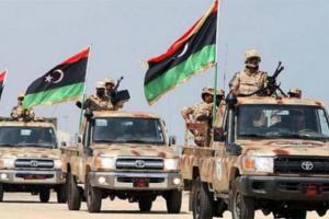 الجيش الليبي يرفع درجة استعداده على الحدود التشادية