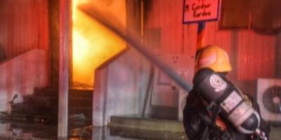 حريق بمستشفى يقتل 13 مصابًا بكورونا في الهند