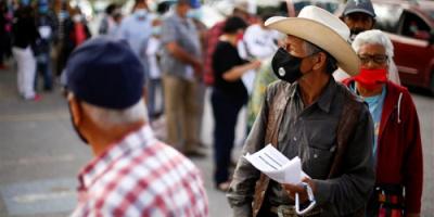 كورونا يسجل في المكسيك.. 3708 إصابات