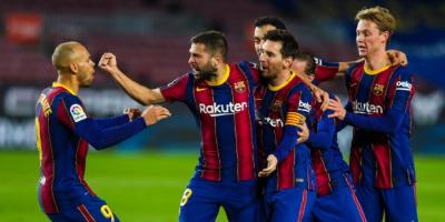 عودة ديمبلي وغياب بيانيتش عن قائمة برشلونة لمباراة فياريال