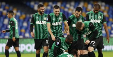 ساسولو يهزم سامبدوريا بهدف في الدوري الإيطالي