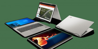 لينوفو تطرح جهاز ThinkPad X1 Titanium بتصميم مميز