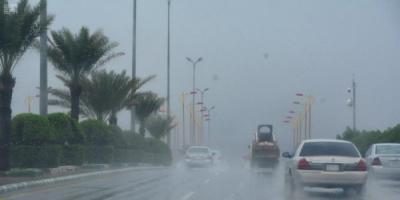 توقعات حالة طقس اليوم الإثنين بالسعودية