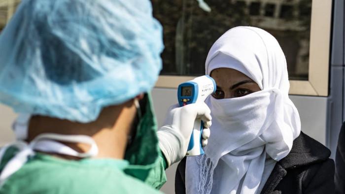 فلسطين ترصد 1080 إصابة جديدة بكورونا و17 وفاة