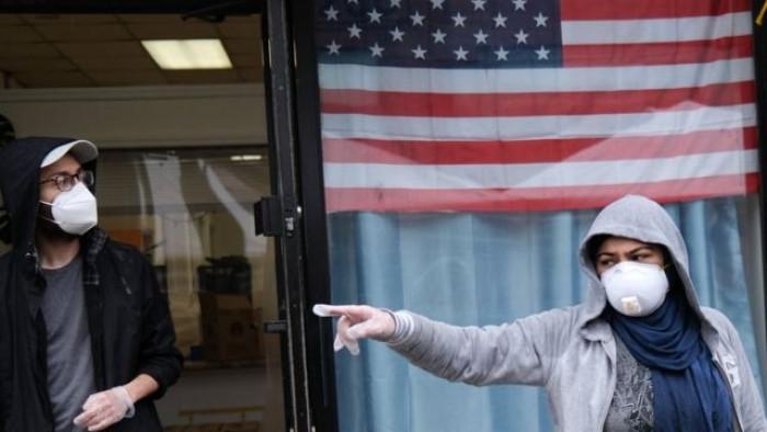 إحصائيات أمريكية تكشف إصابة 34,641 حالة جديدة بكورونا