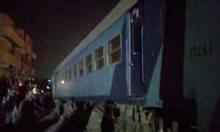 حادث جديد على قضبان سكك حديد مصر