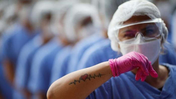البرازيل تسجل 28 ألف إصابة بفيروس كورونا