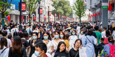 الصين ترصد 11 إصابة وافدة من الخارج بكورونا