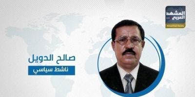 الدويل يسخر من قرار هادي بإقالة اللواء باعش