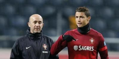 مدرب رونالدو السابق: كريستيانو لن يعود إلى ريال مدريد