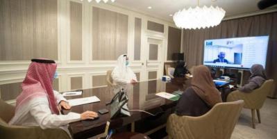 بن فرحان يشارك في جلسة الإحاطة بين وزراء خارجية دول مجلس التعاون الخليجي
