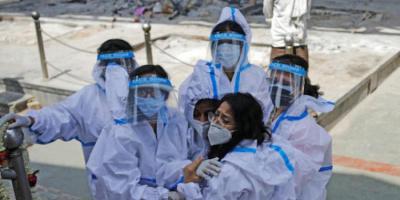 الصحة العالمية ترصد نسخة كورونا الهندية في 17 دولة