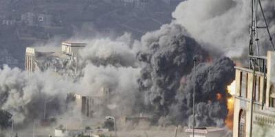 قصف الأعيان المدنية.. إرهاب حوثي يجني على الإنسانية