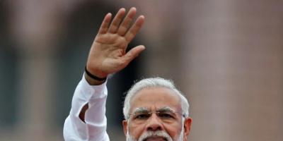 رئيس الوزراء الهندي يشيد بمباحثاته مع الرئيس الروسي