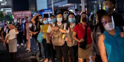 ارتفاع حالات الإصابة بكورونا في الفلبين إلى مليون و28 ألفا و738 حالة