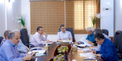 برنامج استثماري طارئ لتحسين المرافق في عدن