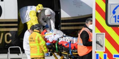 فرنسا تكتشف أولى حالات الإصابة بفيروس كورونا المتحور