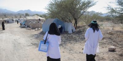 تعاون دولي لمكافحة الكوليرا في اليمن