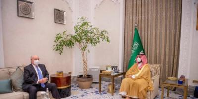 ريم بندر: التعاون السعودي الأمريكي أساسي للسلام باليمن