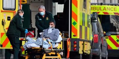 بريطانيا تُسجل 15 وفاة و2,381 إصابة جديدة بكورونا