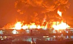 حريق بمستشفى لعلاج مصابي كورونا يقتل 15 شخصًا
