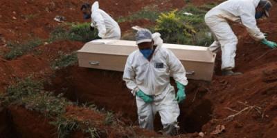 كورونا في البرازيل.. 68333 إصابة و2595 وفاة