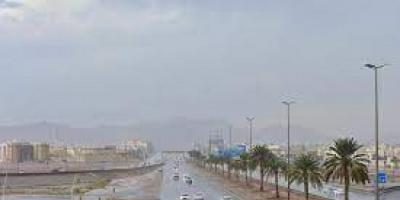 أمطار رعدية.. توقعات حالة طقس اليوم السبت بالسعودية