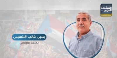 """""""غالب"""": عيدروس الزُبيدي قائد ثورة سكن قلوب شعب الجنوب"""