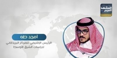 """""""طه"""" عن وصول الزُبيدي إلى عدن: صقر عاد لداره رغم أنف الإخوان الإرهابية"""
