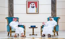 الشيخ عبد الله بن زايد: العلاقات مع السعودية تزداد قوة