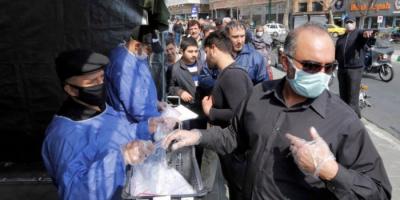 إيران تكشف عن 18 ألفا و698 إصابة جديدة بكورونا